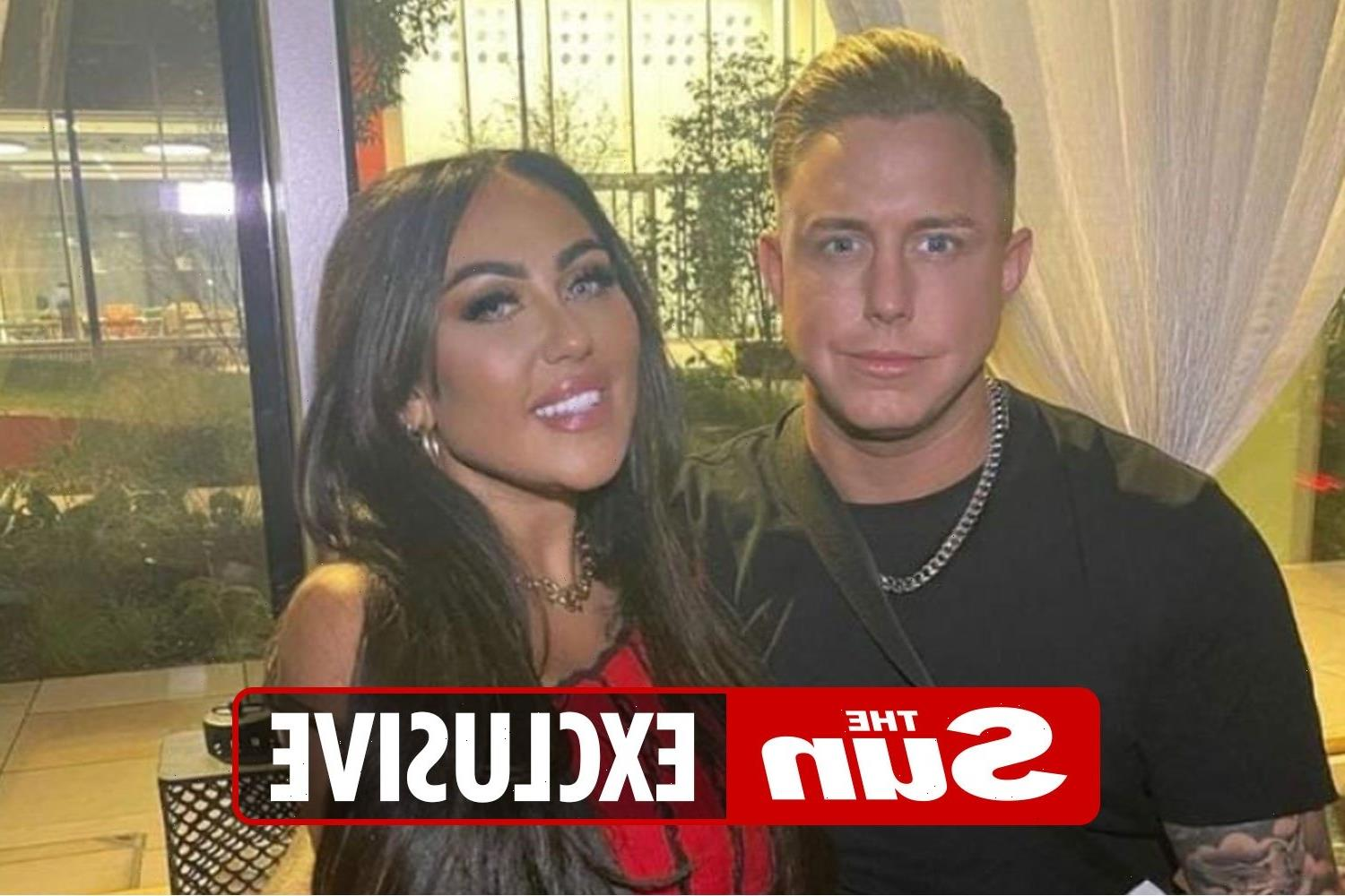 Geordie Shore's Sophie Kasaei finally finds love with boxer and ex squaddie Lee Gray