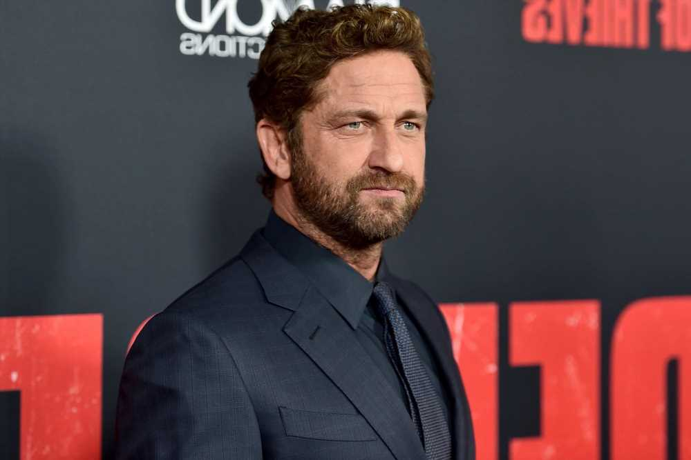 Gerard Butler sues producers of 2013 film 'Olympus Has Fallen' for $10M