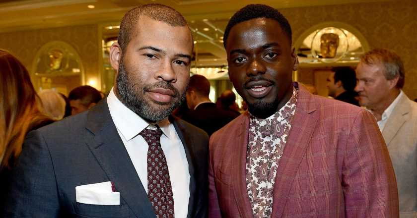 Get Out's Jordan Peele and Daniel Kaluuya are making more beautiful horror together