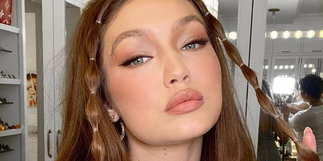 Gigi Hadid's Secret to Plumper-Looking Lips Is Only $7 Right Now