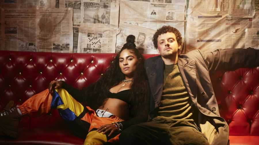 Grandson and Jessie Reyez Battle Bad Guys in New Video for 'The Suicide Squad' Song 'Rain'
