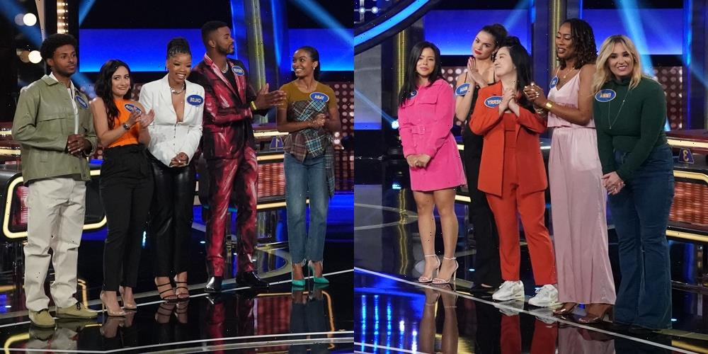 Grown-ish Vs. Good Trouble On Celebrity Family Feud  Watch All the Clips!