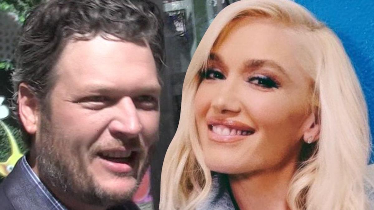Gwen Stefani, Blake Shelton File for Marriage License, Weekend Wedding in Works