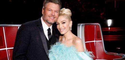 Gwen Stefani and Blake Shelton get married