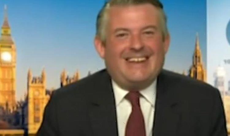 Hancock or Javid? Ashworth delivers cheeky remark on who is better Health Secretary
