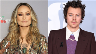 Harry Styles & Olivia Wilde Share a Steamy Kiss During Italian Getaway