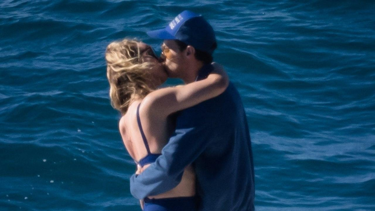 Harry Styles and Olivia Wilde Pack on PDA in Italy — See the Pic
