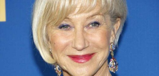 Helen Mirren Reveals The Curious Activity She Did During The Pandemic