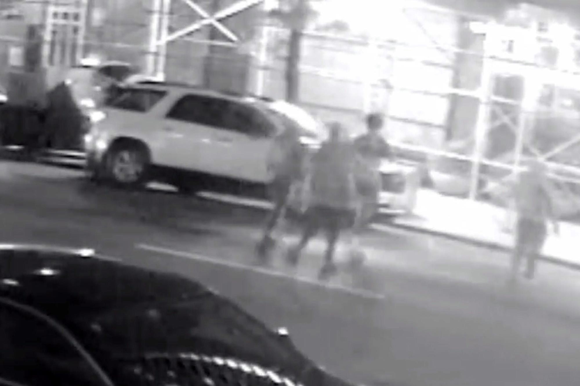 Hells Kitchen carjackers drag woman several feet, video shows