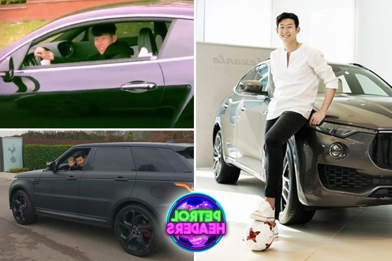 Heung-min Son car collection: Spurs star's amazing £1.5million fleet includes ultra rare £1m Ferrari LaFerrari