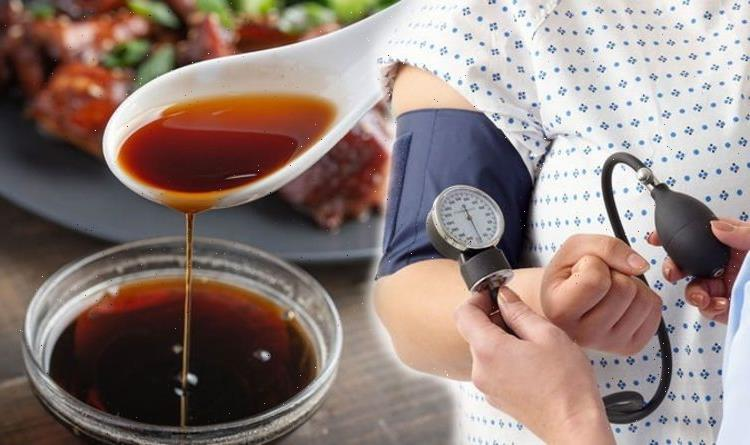 High blood pressure: Surprising sauces, condiments and flavourings increasing your reading