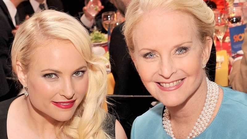 How Cindy McCain Really Feels About Meghan McCains Appearances On The View
