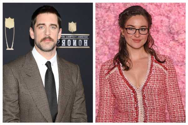 How Did Shailene Woodley and Aaron Rodgers Meet?