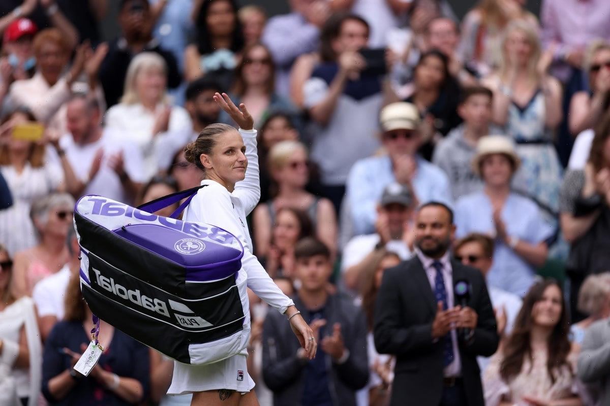 How Karolina Pliskova reached her maiden Wimbledon final