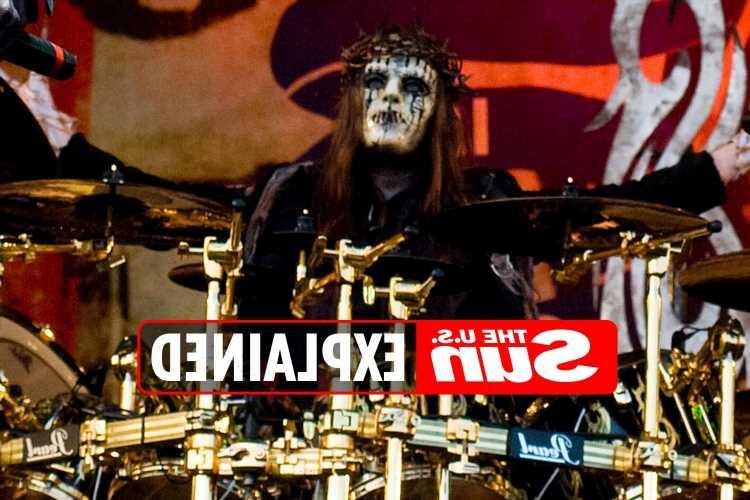 How did Joey Jordison die?