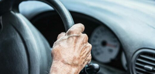 How your DRIVING could be an early warning sign of dementia