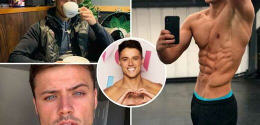 Inside Brad McClelland's real life off-camera as he heads home to tiny town where he couldn't find love