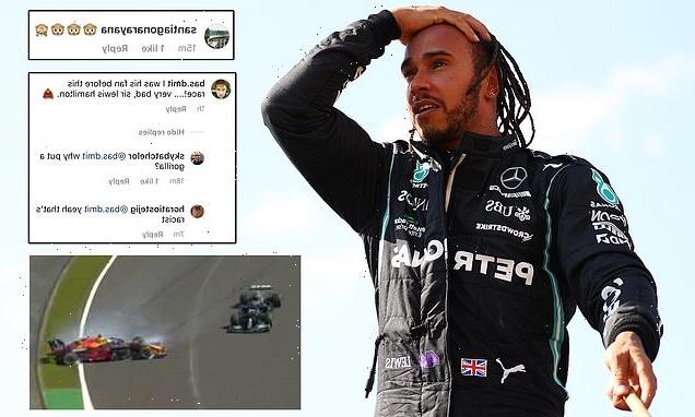 Instagram owner Facebook take no action against Lewis Hamilton racists