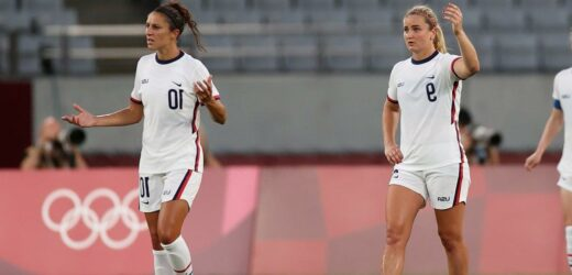 Is New Zealand vs USA on TV tomorrow? Kick-off time, channel and how to watch Tokyo Olympics fixture