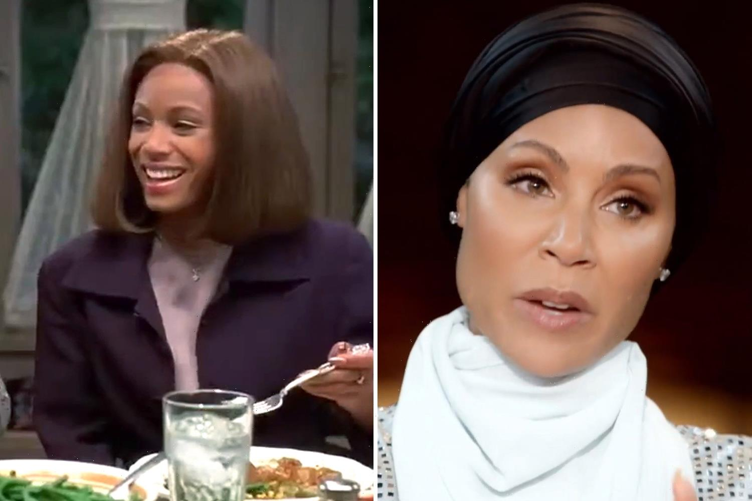 Jada Pinkett Smith says she 'passed out' from taking 'bad ecstasy' on Nutty Professor set amid drug & alcohol addiction