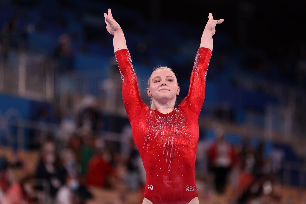 Jade Carey: Who is American Olympic gymnast replacing Simone Biles?
