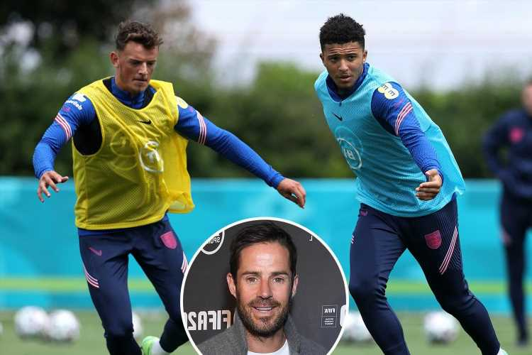 Jamie Redknapp hails 'matchwinner' Sancho and predicts England starlet to shine if given shot at Ukraine