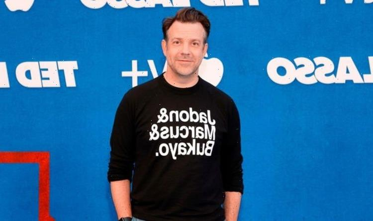 Jason Sudeikis shows support for England players at Hollywood premiere- 'Class act!'