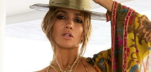 Jennifer Lopez Celebrated Her 52nd Birthday with a Kiss from Ben Affleck