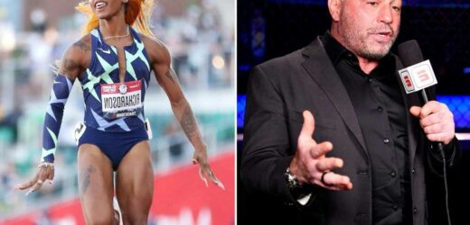 Joe Rogan goes off on 'horses–t' Sha'Carri Richardson 2020 Olympic weed ban