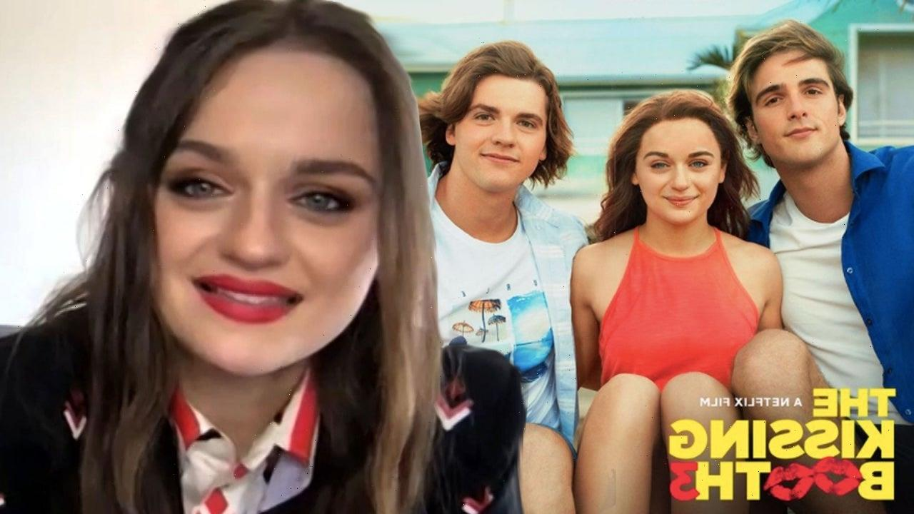 Joey King Reveals Favorite 'Kissing Booth' Scenes With Her Leading Men