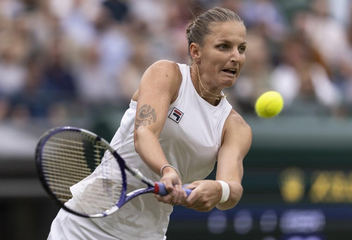 Karolina Pliskova: Maiden Wimbledon semi-final for former world number one