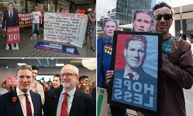 Keir Starmer purges '1,000' far-Left Corbynista members from Labour
