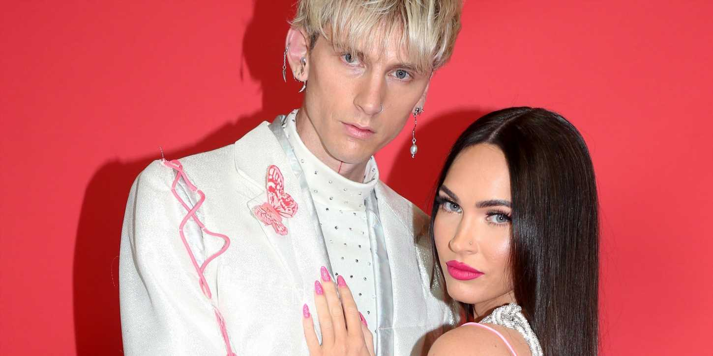 LOL, Megan Fox Says She Made a Literal Pros and Cons List Before Dating Machine Gun Kelly