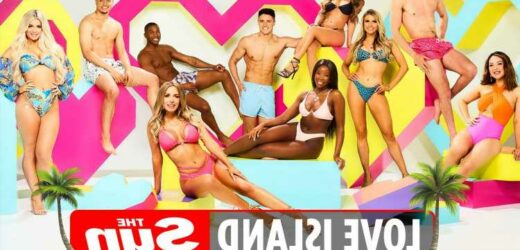 Love Island 2021 cast – full line-up and contestants revealed