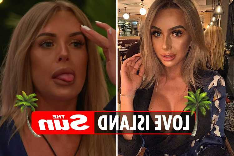 Love Island's Faye Winter reveals she suffered a major Botox fail that caused her eyebrows to droop