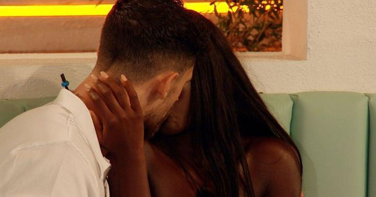 Love Islands Kaz devastated by Tylers Casa Amor postcard but moves on with Matthew