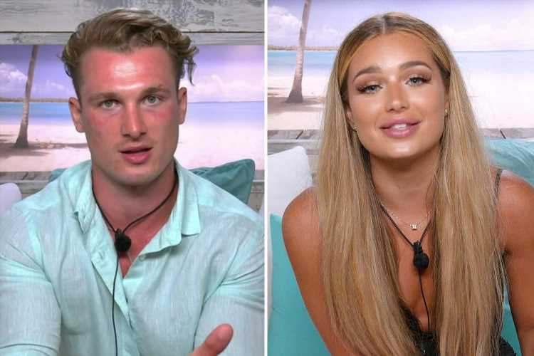 Love Island's Lucinda reveals secret link to Chuggs before they went on the show