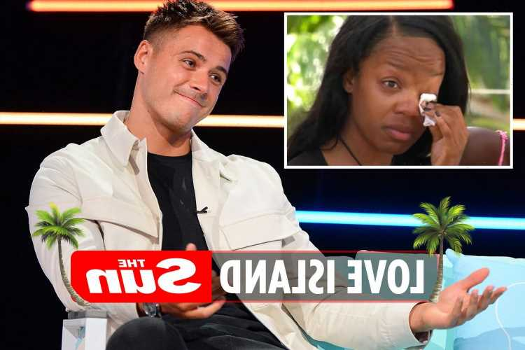 Love Island's Brad ADMITS he 'played game' with Rachel as he 'did what he could to stay on show'