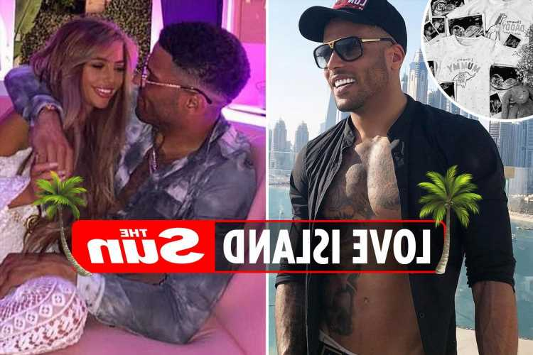 Love Island's Luis Morrison will become a dad for second time as new girlfriend Chloe Elizabeth is pregnant