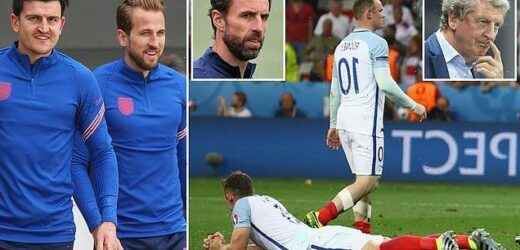 MARTIN SAMUEL: There can be no complacency for England against Ukraine