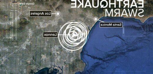 Magnitude 6.0 quake strikes along California-Nevada border