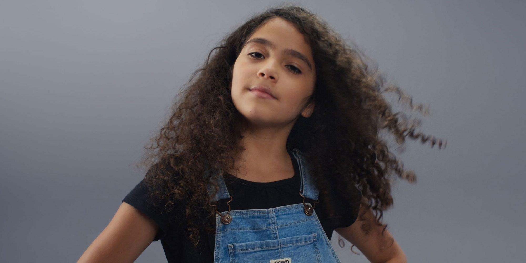 Mariah Carey's 10-Year-Old Daughter Just Made Her Modeling Debut