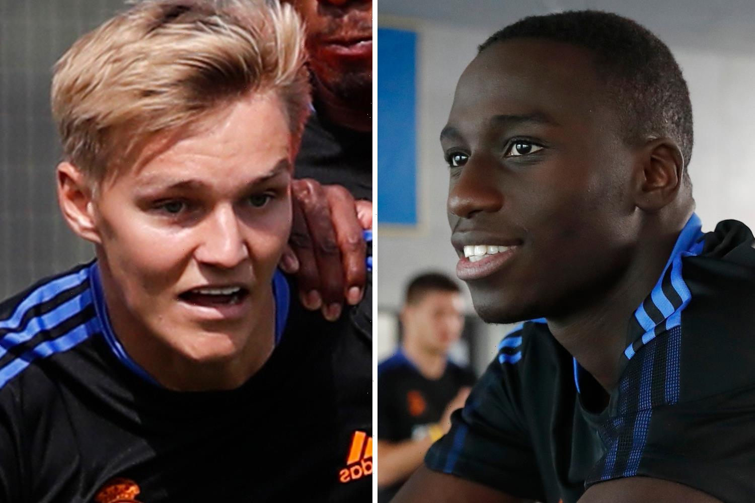 Martin Odegaard 'most susceptible Real Madrid player to be sold with Ferland Mendy' amid Arsenal transfer interest