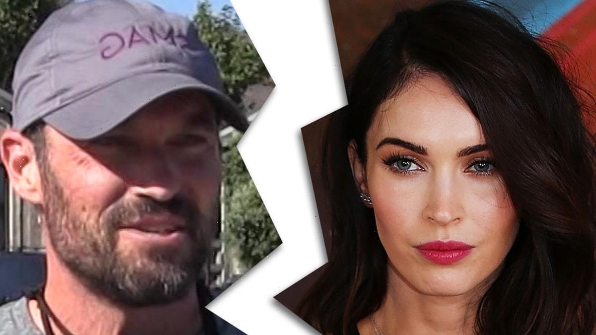 Megan Fox Files to Divorce Brian Austin Green
