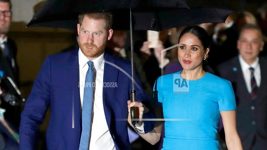 Meghan Markle and Prince Harry set to develop new Netflix project