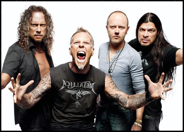 Metallica Share Rough Mix Of The Unforgiven From Black Album Reissue