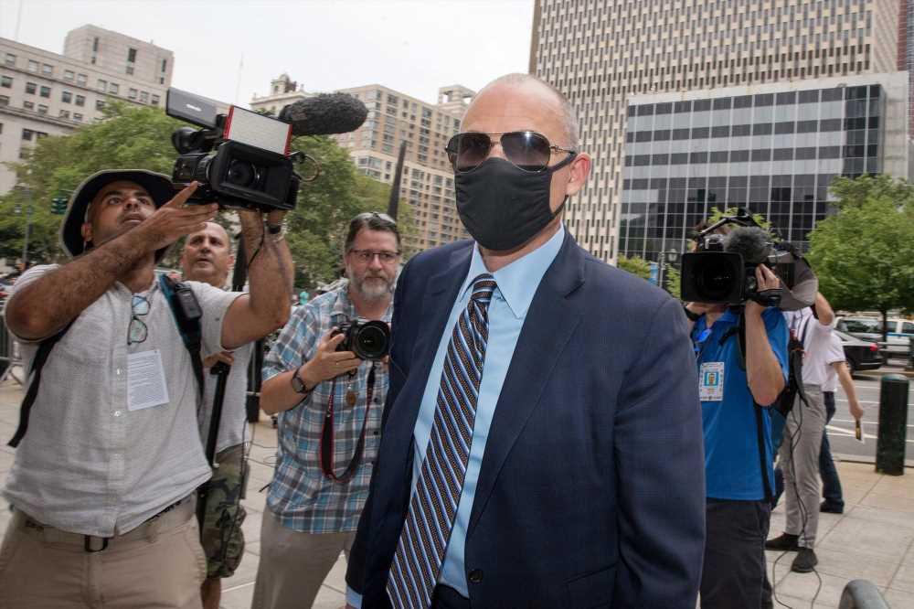 Michael Avenatti sentenced to 2½ years in Nike extortion case