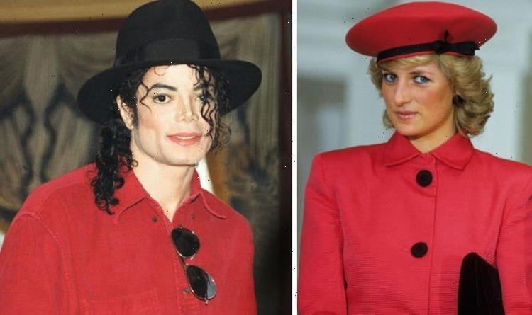 Michael Jackson had 3am phone calls with Princess Diana before her death