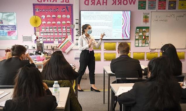 More than a MILLION pupils forced to miss lessons due to Covid rules