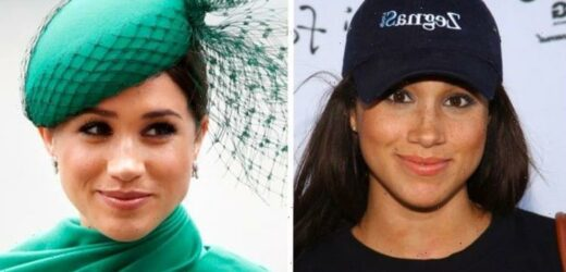 My approach to ageing is different Meghan Markle shares skin routine key to ageless glow